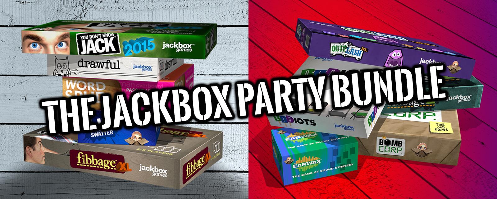 The Jackbox Party Bundle