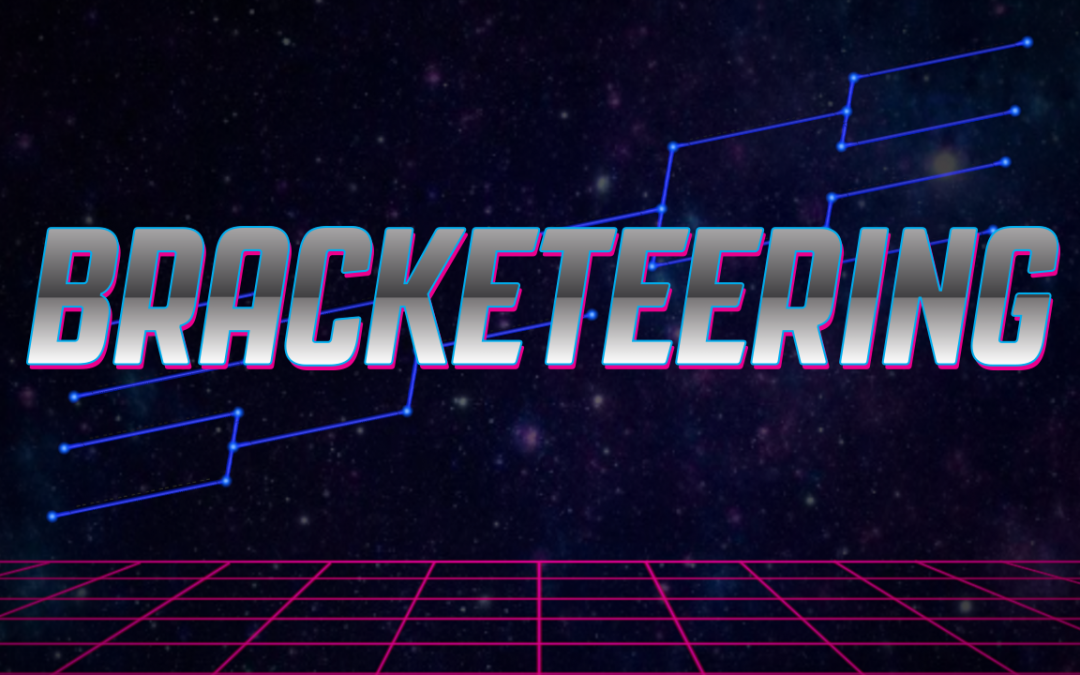 """Bracketeering"" is the Fifth Game in The Jackbox Party Pack 4"