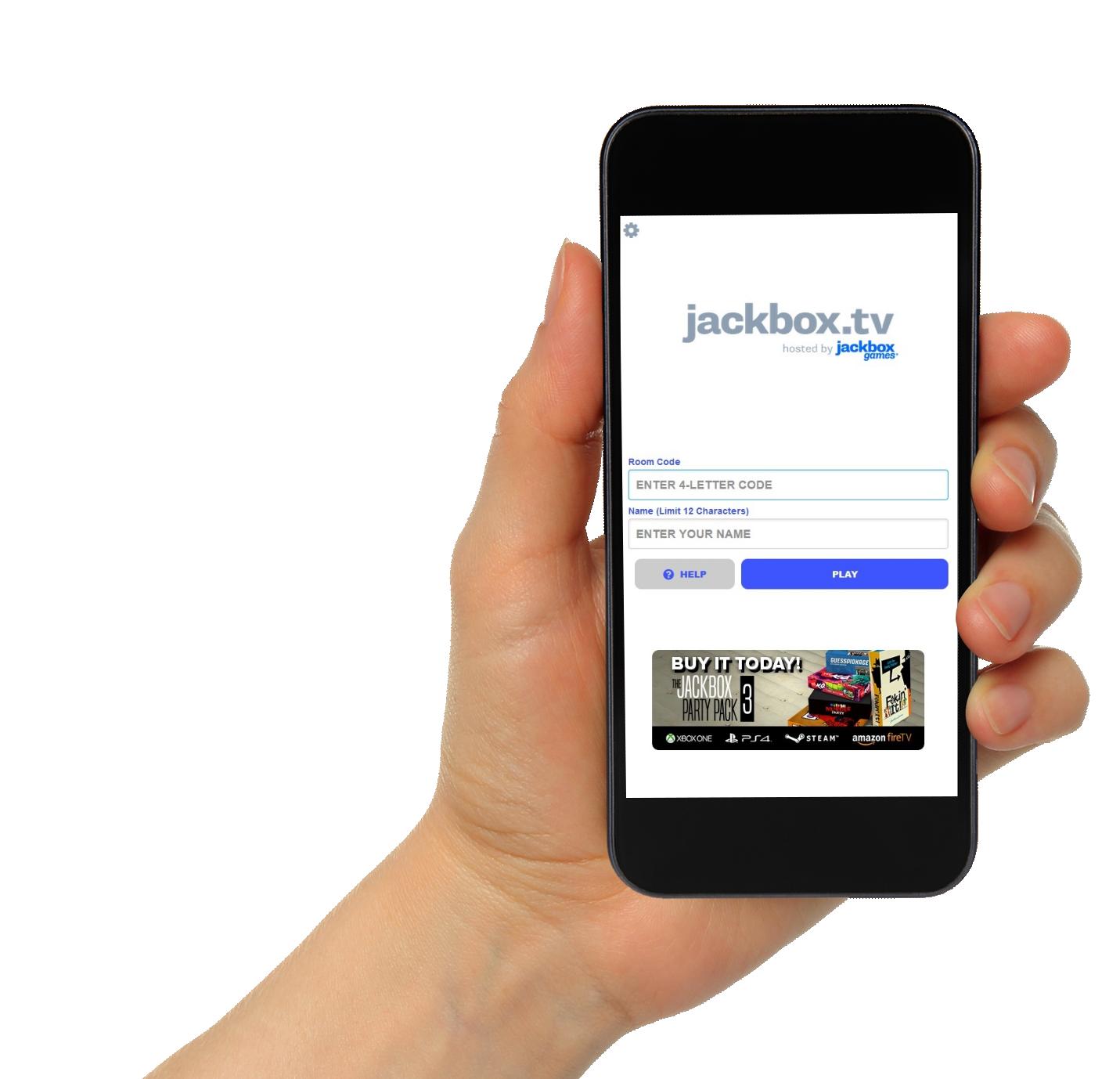 How to Play Jackbox Games | Jackbox Games