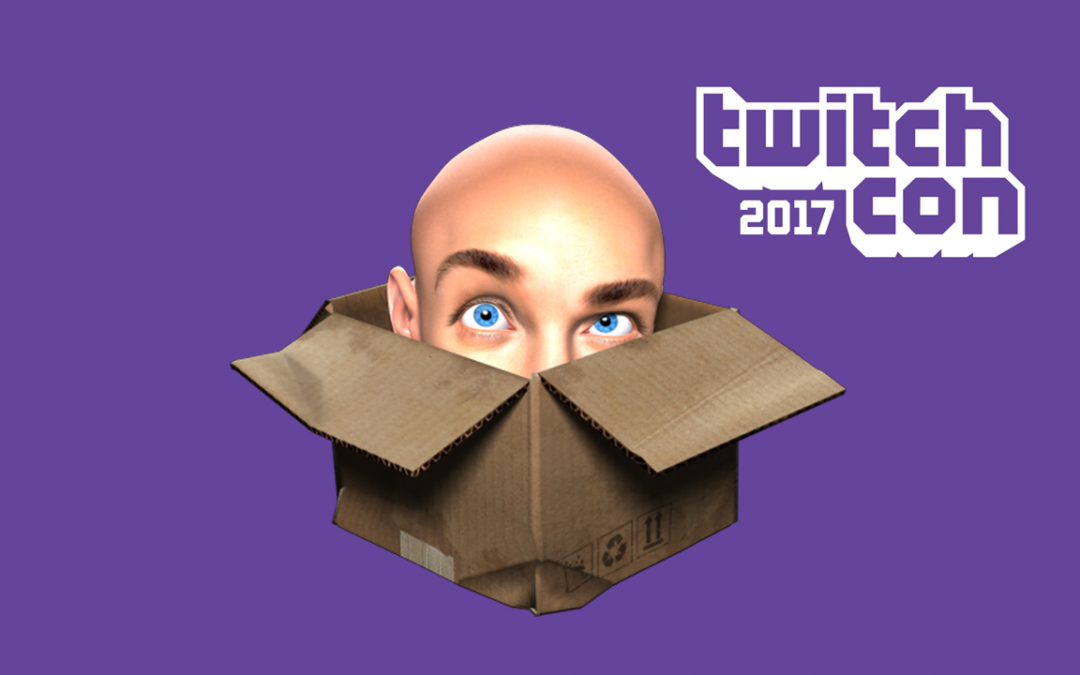 The Road to TwitchCon: The Road to Tracksuits