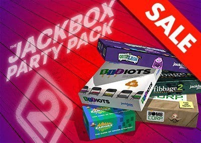 the jackbox party pack 2 jackbox games
