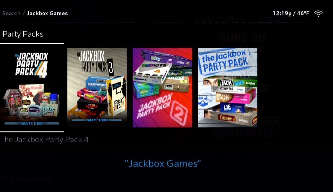 Jackbox Games Now on Comcast's Xfinity X1