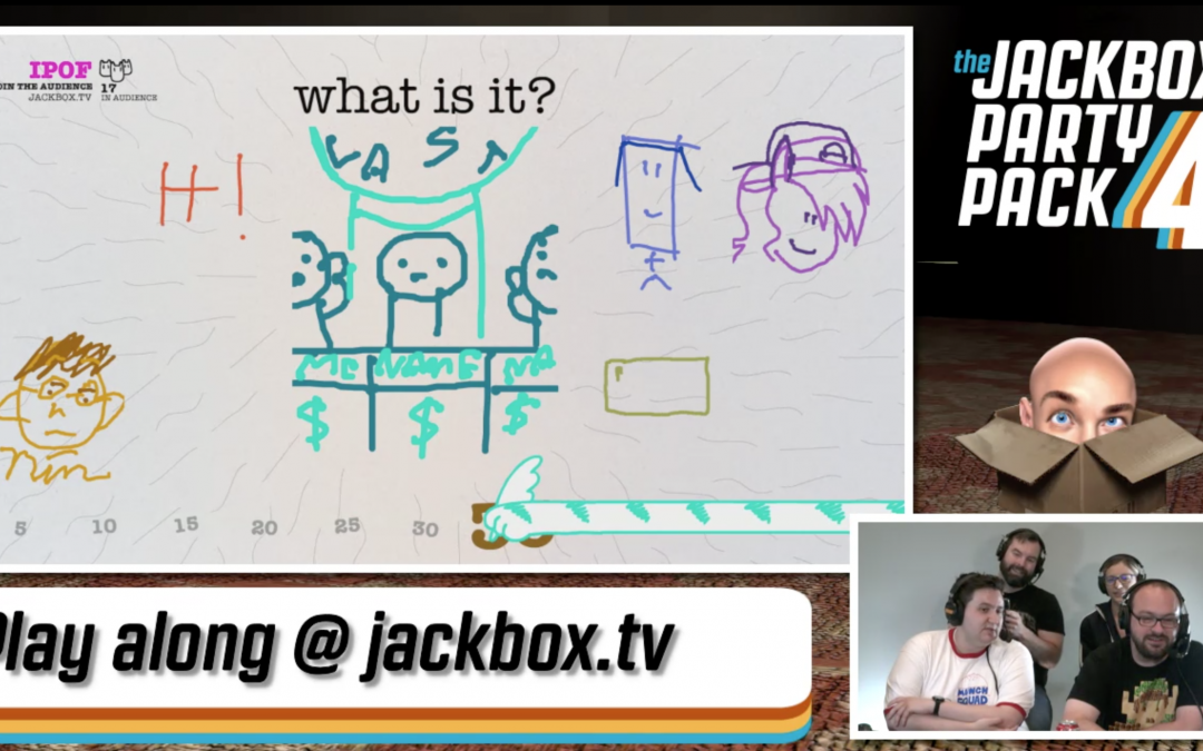 Changing Your Settings for Jackbox Games Streaming is a…. Gamechanger
