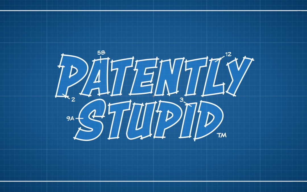 "Announcing Game Four of The Jackbox Party Pack 5: ""Patently Stupid"""