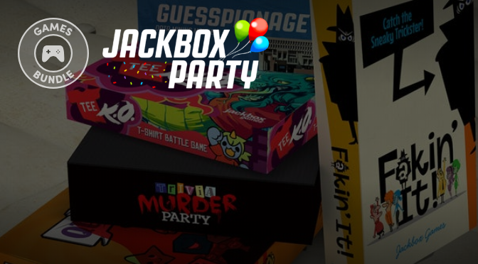 The Humble Jackbox Party Bundle is on Sale Now!