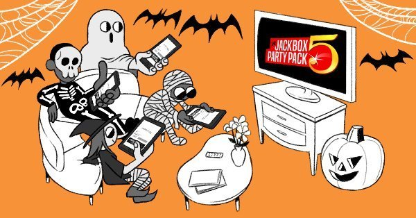Play These Jackbox Games on Halloween… If You Dare