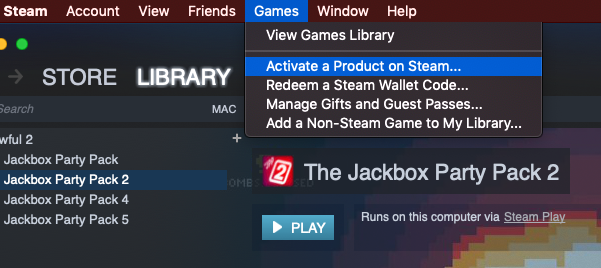 What Is Steam and How Can I Use It to Play Jackbox Games? | Jackbox