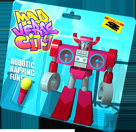 Mad Verse City Box