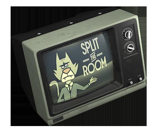 Split The Room Box