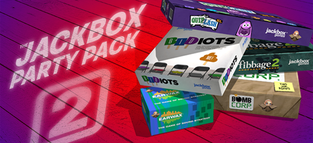 HOME - Jackbox Games