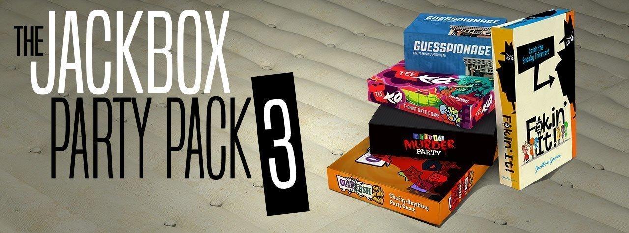 The Jackbox Party Pack 3 | Jackbox Games