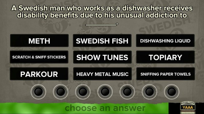 Fibbage – Jackbox Games