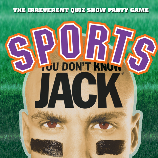 """The one where we said """"Sports trivia is huge! This will sell like hotcakes!"""" It didn't, but the game's still good!"""