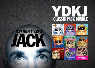 YOU DON'T KNOW JACK Classic Bundle