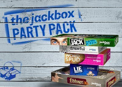 Have a Happy Thanksgiving with the Jackbox Party Pack